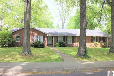 Murray Single Family Home For Sale: 1608 Locust Street