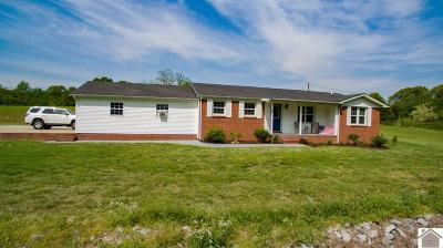 Hardin Single Family Home For Sale: 1349 Curd Rd