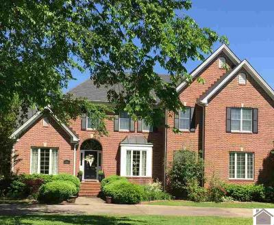 Paducah Single Family Home For Sale: 216 Colonial Drive