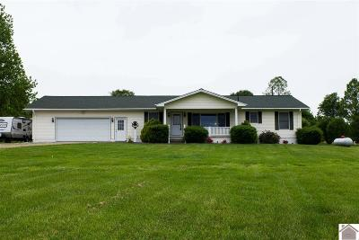 Graves County Single Family Home Contract Recd - See Rmrks: 9990 St. Rt. 945