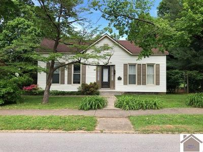 Princeton Single Family Home Contract Recd - See Rmrks: 501 Hopkinsville Street