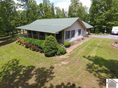 Lyon County, Trigg County Single Family Home Contract Recd - See Rmrks: 10155 St Rt 93 S