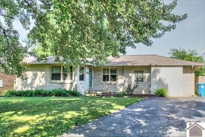 Murray Single Family Home For Sale: 1108 Fairlane
