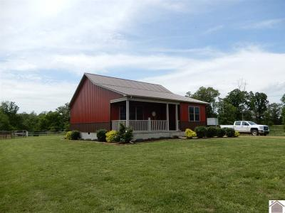 Graves County Single Family Home Contract Recd - See Rmrks: 5225 Wingo Rd.
