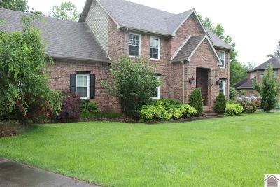 Paducah Single Family Home For Sale: 17a Greenwood