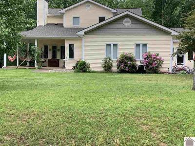 Cadiz KY Single Family Home For Sale: $315,000