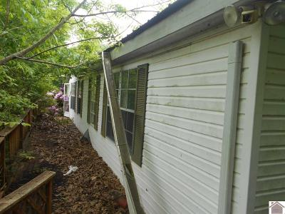 Cadiz KY Manufactured Home Contract Recd - See Rmrks: $32,000
