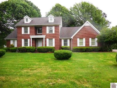 McCracken County Single Family Home For Sale: 23 Greenwood Place