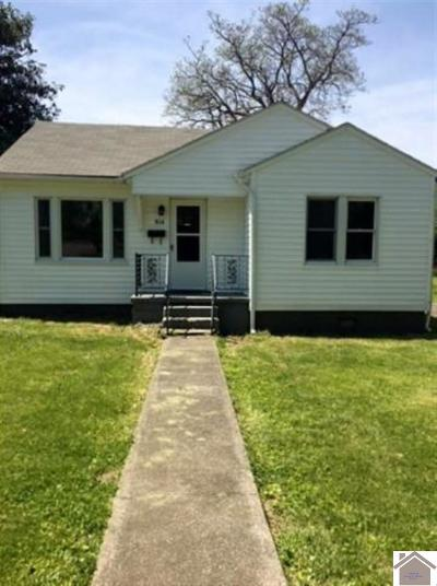 Marshall County Single Family Home Contract Recd - See Rmrks: 814 Birch Street