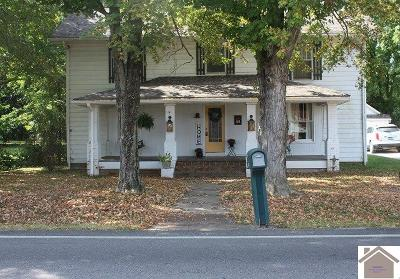 Mayfield Single Family Home For Sale: 5539 St Rt 97