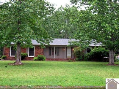 Calloway County Single Family Home For Sale: 508 Lynnwood