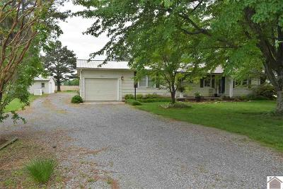 Graves County Single Family Home Contract Recd - See Rmrks: 1401 State Route 94e