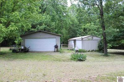 Eddyville Manufactured Home For Sale: 11534 S Hwy 93