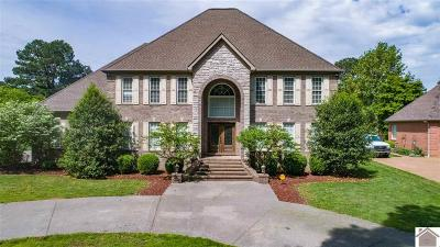 Murray Single Family Home For Sale: 239 Country Club Lane