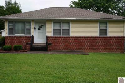 Calloway County Single Family Home Contract Recd - See Rmrks: 105 N 17th Street