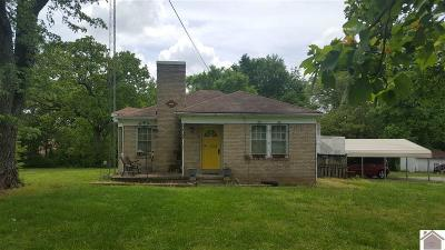 Calloway County Single Family Home Contract Recd - See Rmrks: 2521 State Route 121 South