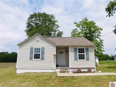 Graves County Single Family Home Contract Recd - See Rmrks: 6594 W State Route 94