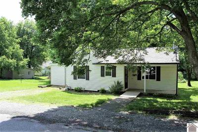 Marshall County Single Family Home For Sale: 1304 Walnut St