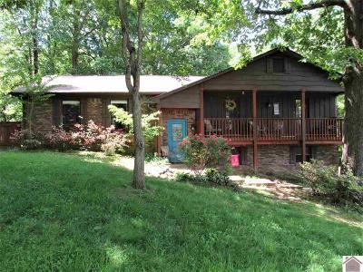 Paducah Single Family Home Contract Recd - See Rmrks: 250 Briarwood