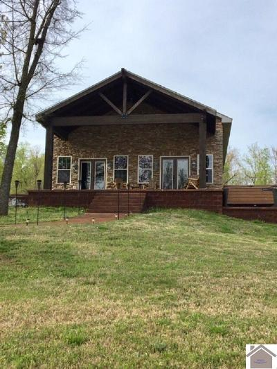 Calloway County, Marshall County Single Family Home For Sale: 998 Taft Rd