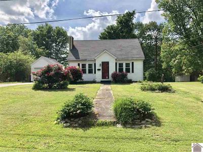 Benton Single Family Home Contract Recd - See Rmrks: 910 Pine St
