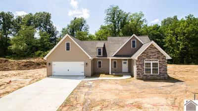 McCracken County Single Family Home Contract Recd - See Rmrks: 161 Hunter's Ridge