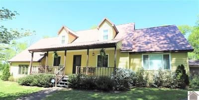 Single Family Home For Sale: 980 S Gum Springs Road
