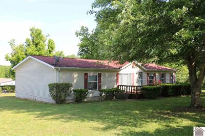 Cadiz KY Manufactured Home For Sale: $85,900
