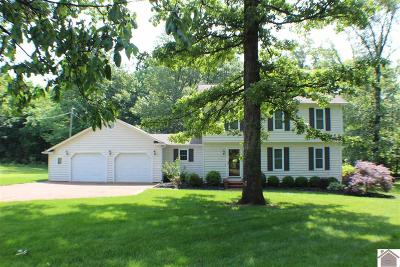 Graves County Single Family Home Contract Recd - See Rmrks: 150 Deer Creek Road