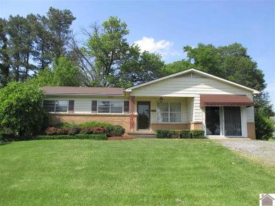 Paducah Single Family Home For Sale: 216 Seminole Drive