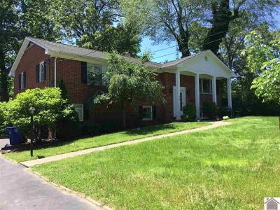 McCracken County Single Family Home For Sale: 629 N Valley