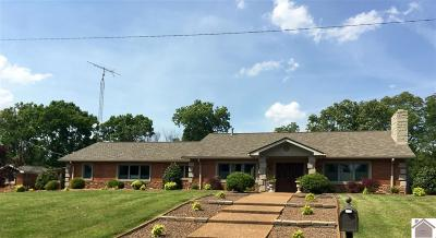 Marshall County Single Family Home For Sale: 960 W Unity Church Rd