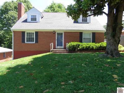 Paducah Single Family Home Contract Recd - See Rmrks: 426 Hilldale Road