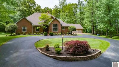 McCracken County Single Family Home For Sale: 5525 Contest Road