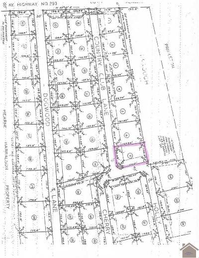 Caldwell County Residential Lots & Land For Sale: Country Club Lane