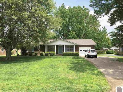 Calloway County Single Family Home For Sale: 805 Bagwell