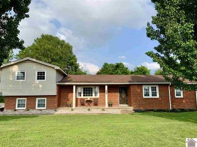 Benton Single Family Home Contract Recd - See Rmrks: 1009 Toy York Rd