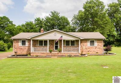 McCracken County Single Family Home Contract Recd - See Rmrks: 140 Magalyn Drive