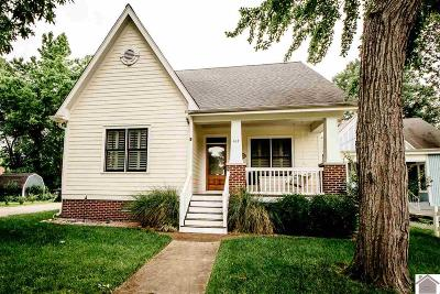 McCracken County Single Family Home Contract Recd - See Rmrks: 412 Fountain Ave