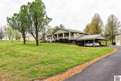 Fancy Farm Single Family Home Contract Recd - See Rmrks: 3033 Carrico Rd