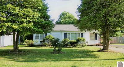 Graves County Single Family Home Contract Recd - See Rmrks: 110 E Sunset Dr