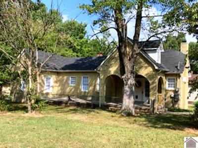 Paducah Single Family Home For Sale: 803 N 25th Street