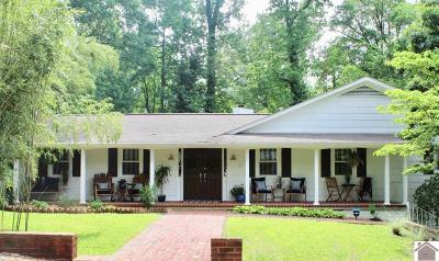 Paducah Single Family Home Contract Recd - See Rmrks: 123 Hilldale