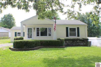 Marshall County Single Family Home Contract Recd - See Rmrks: 557 Cherry Street