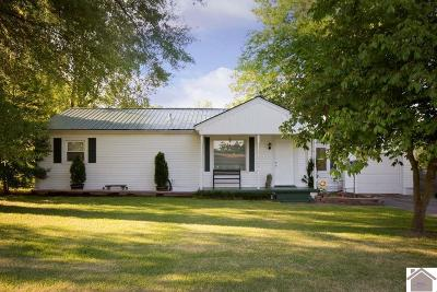Paducah Single Family Home Contract Recd - See Rmrks: 759 Eden Dr