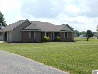 Benton Single Family Home Contract Recd - See Rmrks: 195 Foust Sledd Rd