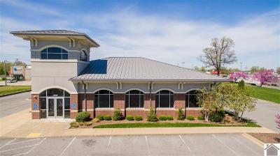 McCracken County Commercial For Sale: 3445 Paducah Bank Drive