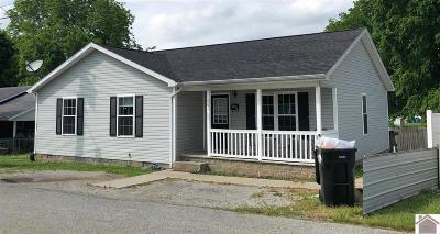 Princeton Single Family Home For Sale: 501 E Shepherdson