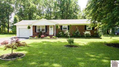 Paducah Single Family Home Contract Recd - See Rmrks: 3224 Alpha Drive