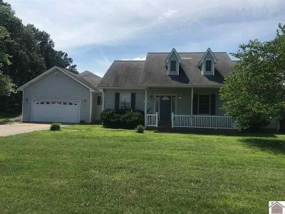 Paducah Single Family Home For Sale: 3515 Old Mayfield Road